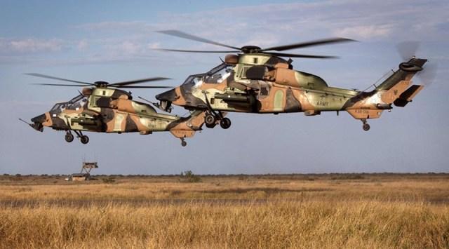 tiger - Austrália emite solicitação para substituir seus helicópteros Tiger ARH