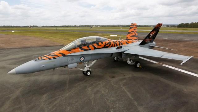 20191007raaf8202385 0039 - Frota de jatos Hornet da RAAF atinge a marca de 400 mil horas de voo