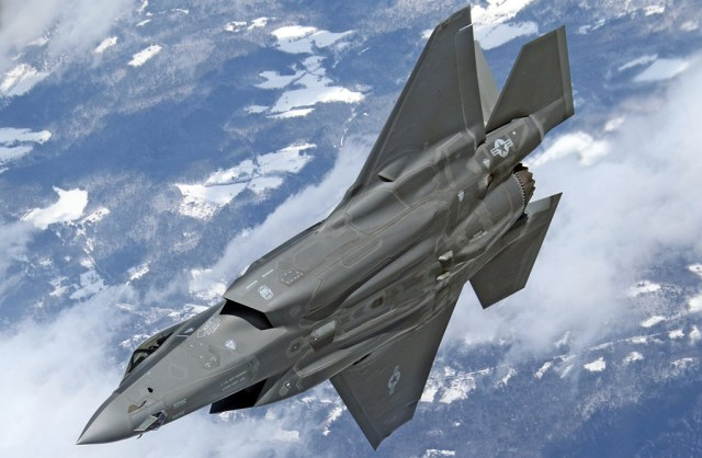 F35 Flight 800 20 - BAE Systems recebe contrato para melhorar as capacidades de guerra eletrônica do F-35