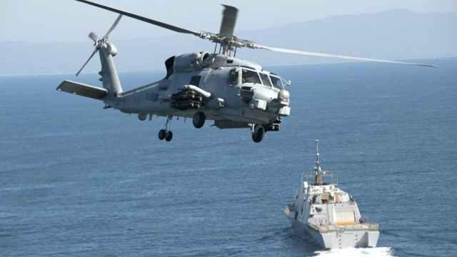 MH 60R Romeu Korea - EUA aprovam venda de helicópteros MH-60R para Coréia do Sul