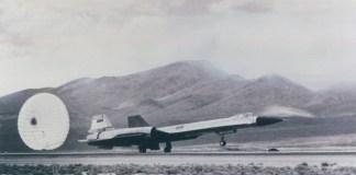 YF 12 em 1963 - ESPECIAIS