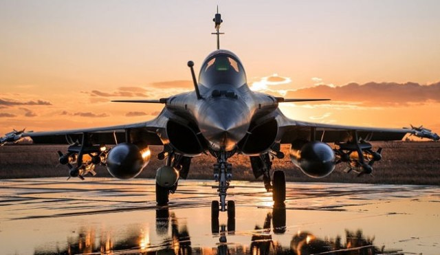 rafale - Primeiro Rafale da Força Aérea da Índia será entregue no dia 20 de setembro