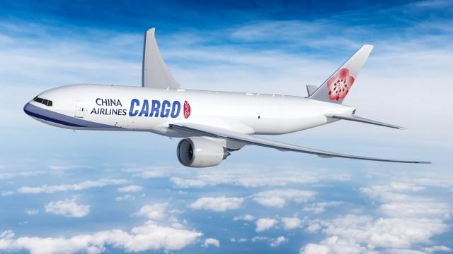 China Airlines 777F hi res - China confirma compra de seis novos Boeing 777 cargueiros