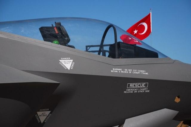 F 35 Turquia - Novo acordo dos EUA para Turquia relativo ao F-35?