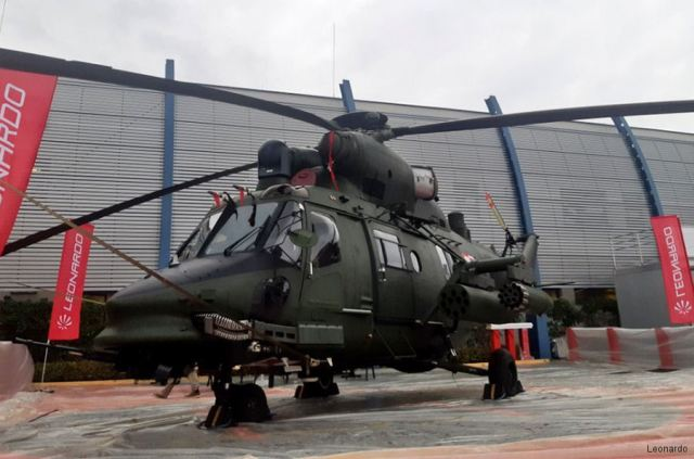 mspo 2019 leonardo - MSPO: Leonardo apresenta versão militar melhorada do W-3 Sokol