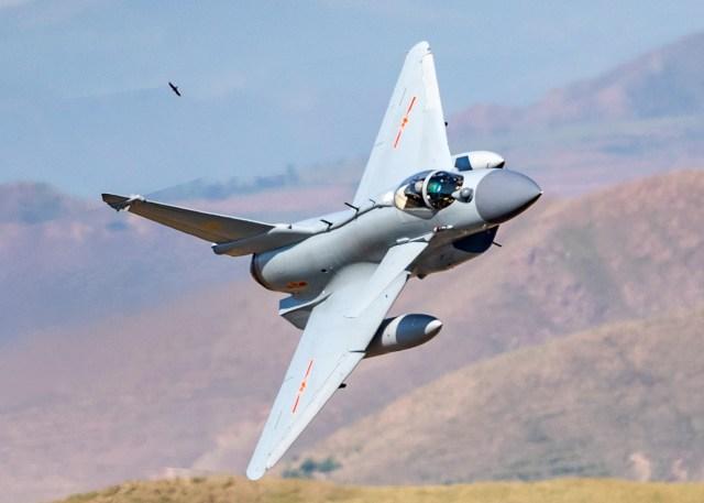 16cff67d30248498364955 - Acidente com jato J-10 da Força Aérea Chinesa