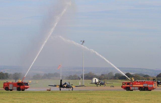 73357300 3127558387270674 1773076260587569152 o 650x416 - Shorts Tucano: O fim de uma era na RAF