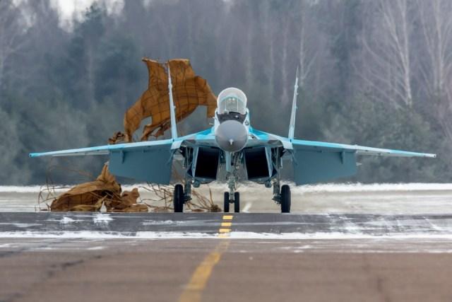 73cfef7043e3ece026abac1b4fe4b01b resize 69 - Rússia deve oferecer variante de exportação do caça MiG-35