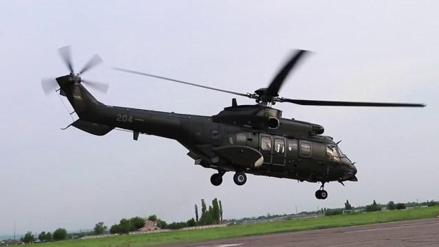 AS532 Uzbeq - Uzbequistão teria comprado adicionais helicópteros AS532 da Airbus