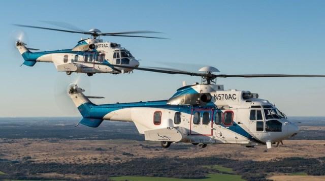 Air Center Helicopters H225 - Air Center Helicopters assina contrato de suporte para seus Airbus H225 que apoiam as forças armadas dos EUA