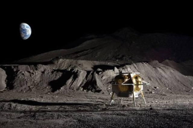 Astrobotic - Japão, de carona, também vai à Lua