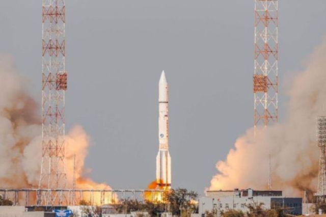 MEV 1 - ESPAÇO: Decola a primeira espaçonave de manutenção de satélite