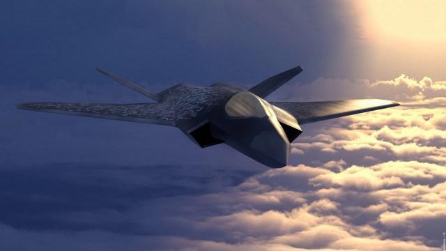 New Generation Fighter NGF Concept - França e Alemanha fecham acordo de exportação para futuro caça (FCAS)