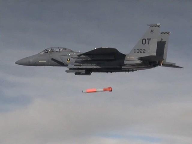 a3d3e010ce51270f7e40 - Força Aérea dos EUA realiza testes de voo de desenvolvimento da bomba nuclear B61-12