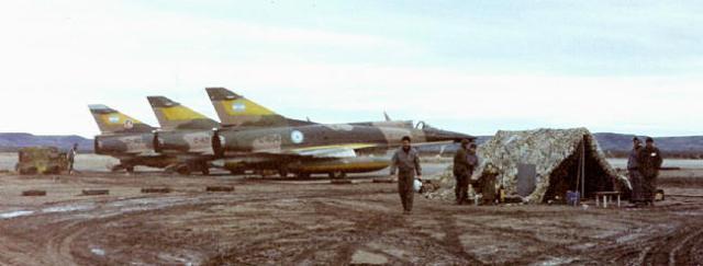 calm3pa 650x247 - IAI Dagger em combate nas Malvinas