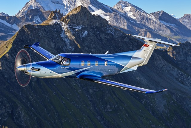 pc 12 ngx - NBAA: Pilatus revela o seu turboélice PC-12 NGX