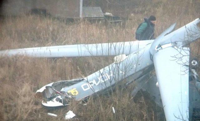 1 66 1024x622 - Acidente com drone Orion-E da Rússia durante voo de teste