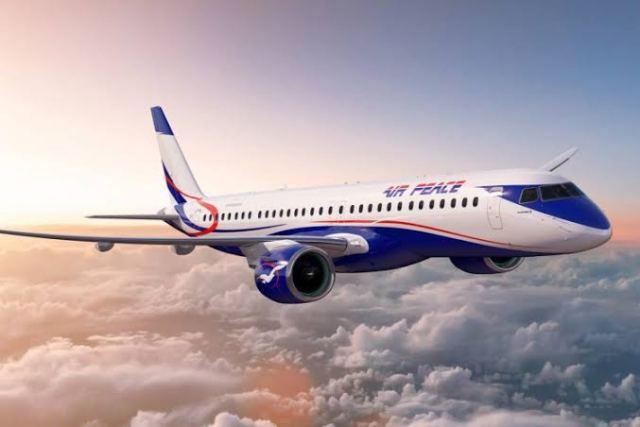178E95AF 4DF9 48B8 99BA 424E6BF08725 - DUBAI AIRSHOW: Air Peace assina pedido firme para três jatos E195-E2 adicionais