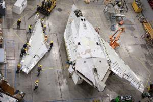 """73257257 3161737833852729 7679807897873678336 o - """"Nighthawk Landing"""": Revelado processo de preparação do F-117 que será exposto em biblioteca presidencial"""