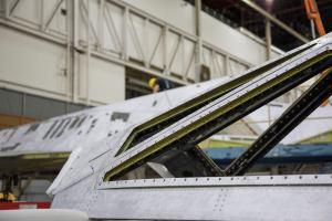 """74475153 3161737597186086 8524061957026742272 o - """"Nighthawk Landing"""": Revelado processo de preparação do F-117 que será exposto em biblioteca presidencial"""