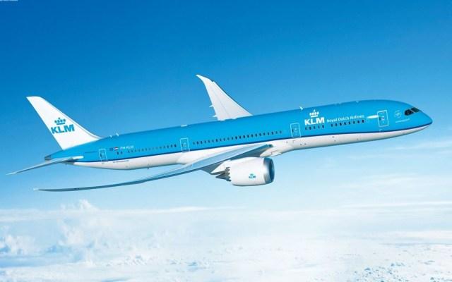 787 KLM Divulgacao - Grupo Air France-KLM decidirá em breve entre o 787 e o A350 para substituir seus A380