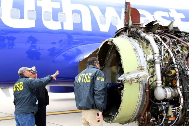 7LGWR3VC2UYG4PO4T6JL6PHIIA - Boeing redesenhará peças de motores dos 737 NG