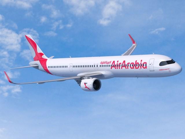 A321XLR AIR ARABIA DUBAI - DUBAI AIRSHOW: Air Arabia assina pedido para 120 aeronaves da Família A320 da Airbus