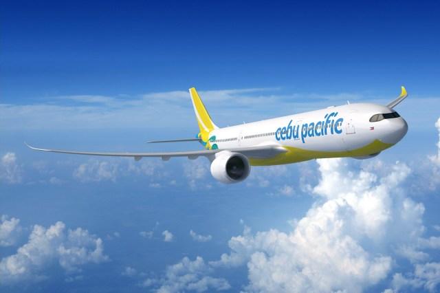 A330 900 Cebu Pacific - Cebu Pacific confirma pedido para 16 aeronaves A330neo em configuração de classe única