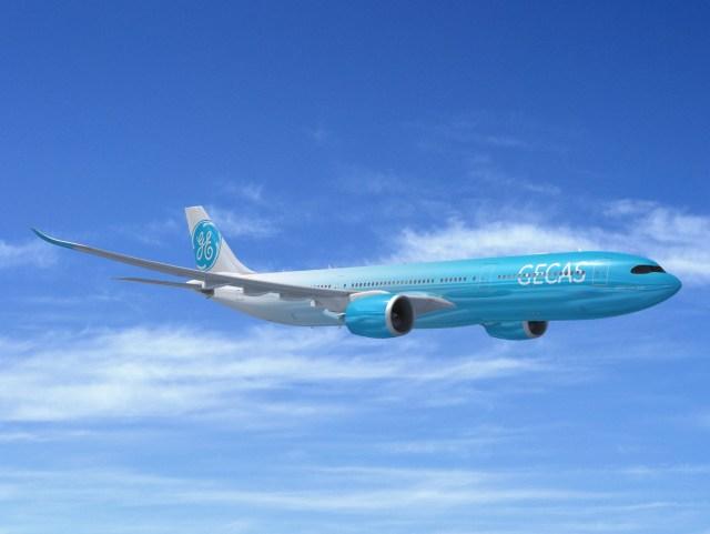 A330 900 GECAS - DUBAI AIRSHOW: GECAS encomenda 12 A330neo e 20 A321LXR