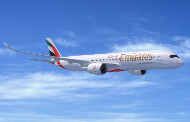 A350 900 Emirates Airline - DUBAI AIRSHOW: Emirates coloca pedido para 50 aeronaves Airbus A350-900