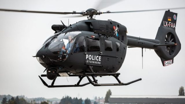 Airbus Helicopters delivers first H145M to Luxembourg 777x437 - Airbus entrega primeiro H145M para o governo de Luxemburgo