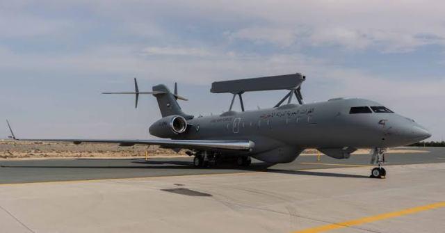 EEEA936F 47D9 46D5 954C BD30DF42FCC1 - DUBAI AIRSHOW: Saab estreia publicamente a aeronave GlobalEye