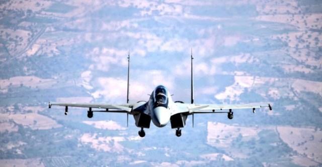 Su 30MKI IAF - Índia e Rússia prestes a chegar ao acordo para modernização do Su-30MKI