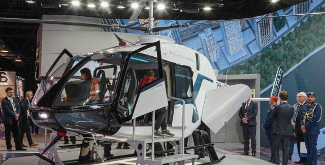 VRT500 Dubai - DUBAI AIRSHOW: Empresa dos Emirados adquire 50% da russa VR-Technologies