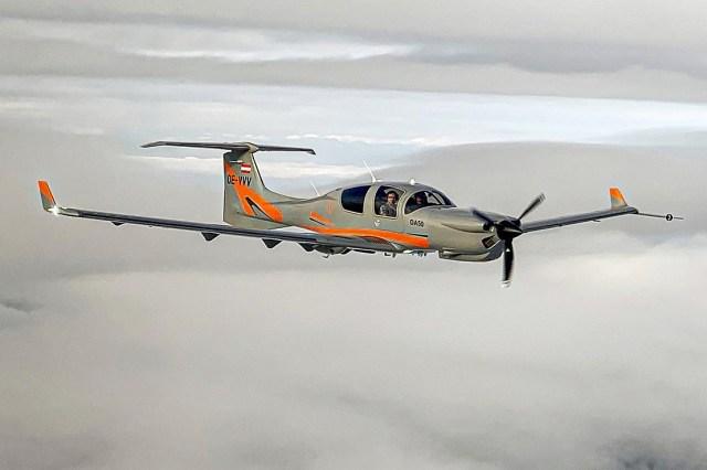 csm DA50 RetractGear FirstFlight 1 9dd10da9e8 - Primeiro voo da aeronave Diamond Aircraft DA50 com trem de pouso retrátil