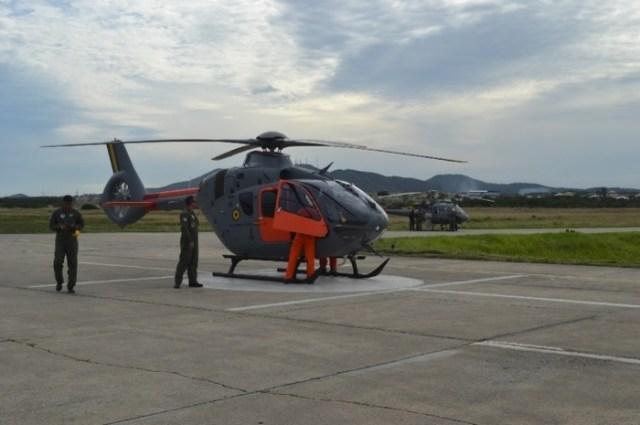 qua uh 17 - MARINHA: Esquadrão HU-1 inicia qualificação dos primeiros pilotos do UH-17