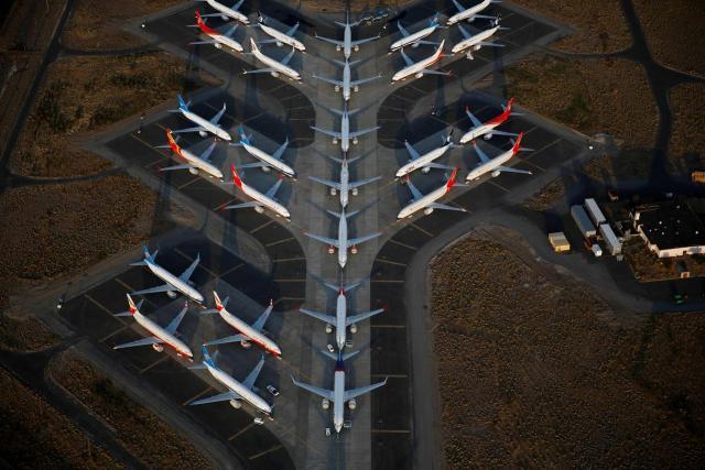 r 1 - Falha em teste de simulador atrasou retorno do 737 MAX aos voos