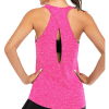 Racerback Tank with open back - Cover