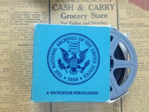 National Archives of the United States will be preserved through a grant from Cawaco RC&D