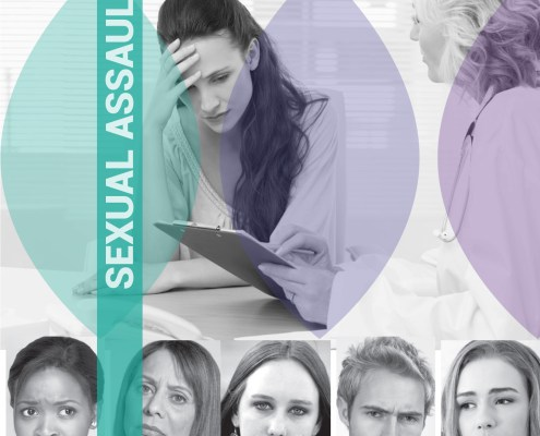 Medical Treatment and Reporting Options for Sexual Violence