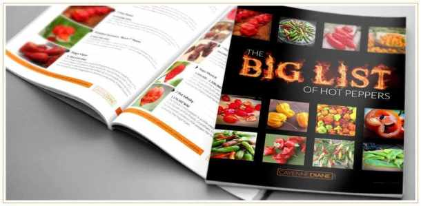 Big List of Hot Peppers ebook