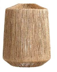 JUTE LAMP  TAN | Cayetano Legacy Collection