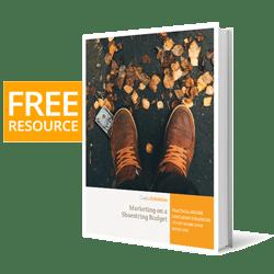 shoestring budget ebook