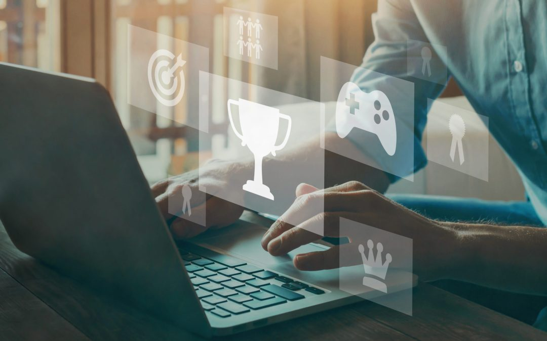 Gamification in enrollment marketing