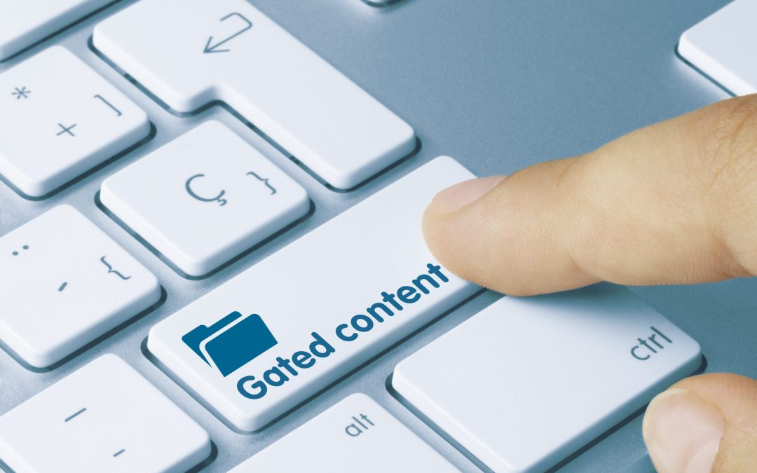 How to Leverage Gated Content in Search Engine Marketing for Higher Ed