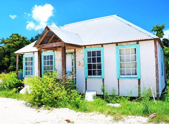 Historic cottage saved!