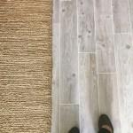 Tile and Sisal