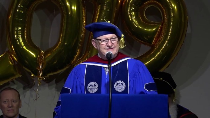 47th Commencement of the International College of the Cayman Islands