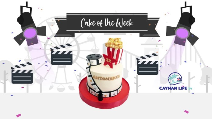 Carousel Cake of the Week