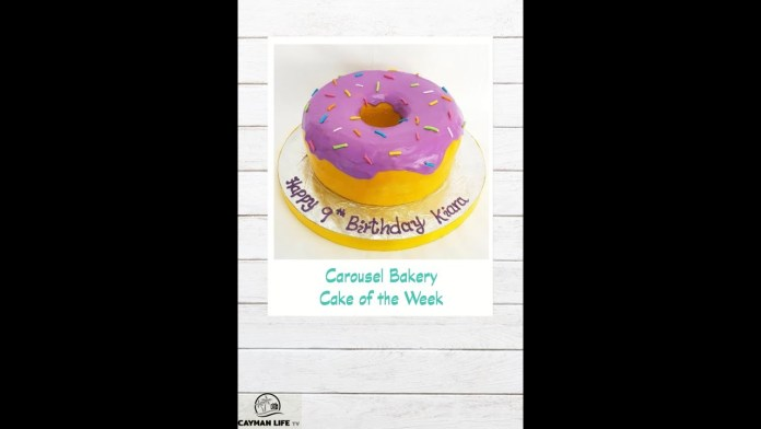 Child Month Cake of the Week